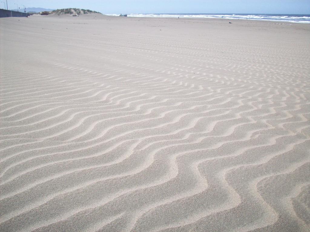 sand ripples cc licensed image